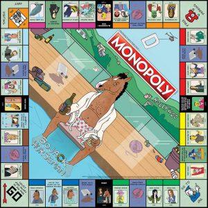 bojack monopoly