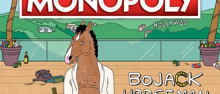 bojack monopoly game